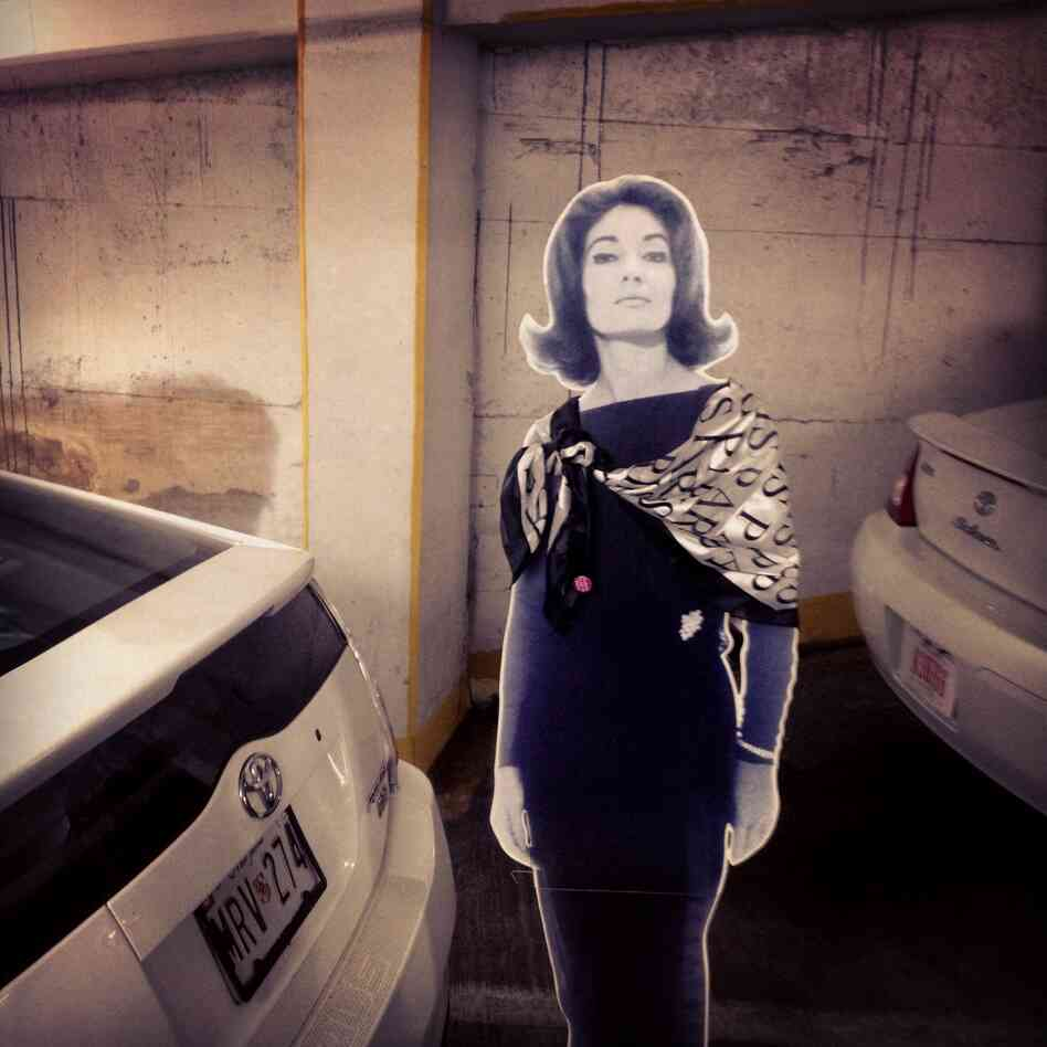 "Maria Callas, known as ""La Divina"" to her legions of acolytes, escaped from our old headquarters via a white Prius in the parking garage. Where would she go next?"