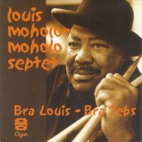 cover of Bra Louis-Bra Tebs/Spirits Rejoice!