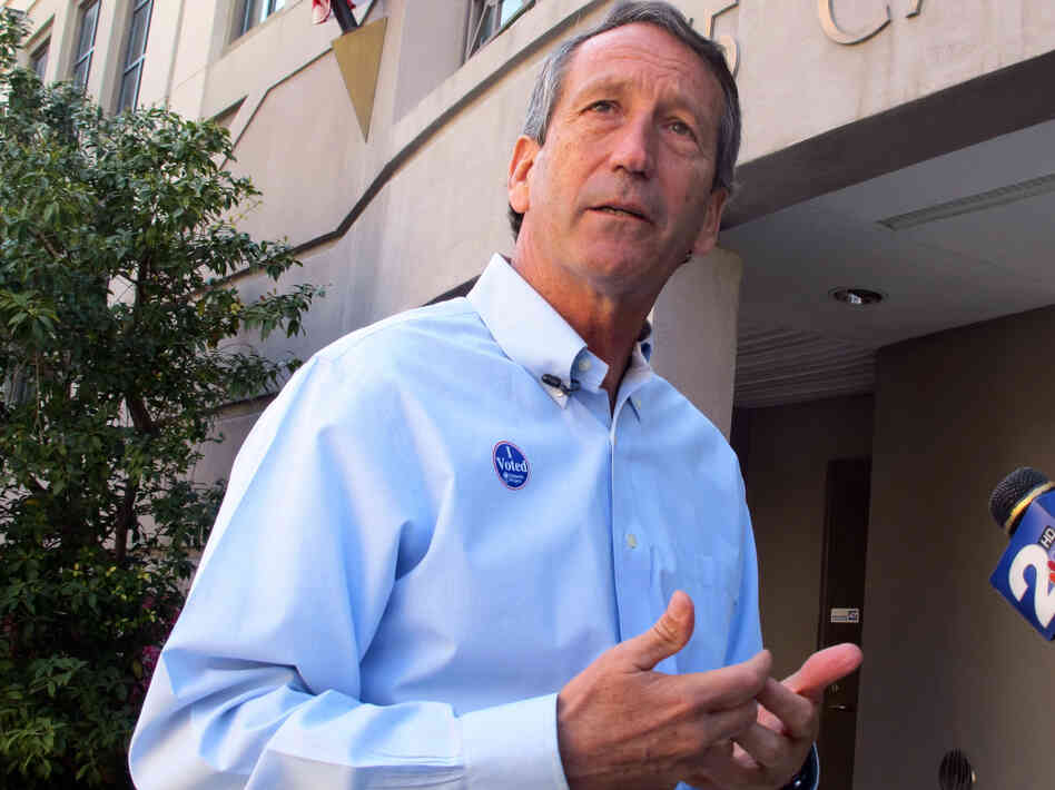 Mark Sanford will go before the court of public opinion on May 7, when voters decide whether he or Elizabeth Colbert Busch is deserving of a U.S. House seat.