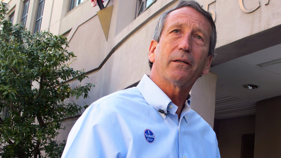 Mark Sanford will go before the court of public opinion on May 7, when voters decide whether he or Elizabeth Colbert Busch is deserving of a U.S. House seat. (AP)