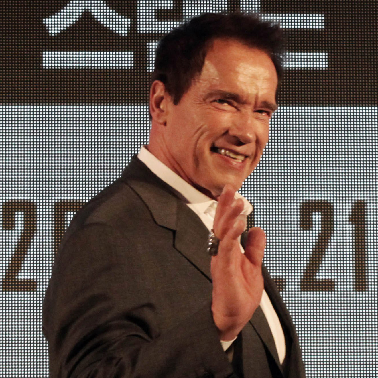 Arnold Schwarzenegger's political career had already tanked before he admitted to fathering a child out of wedlock. Now he's making movies such as The Last Stand.