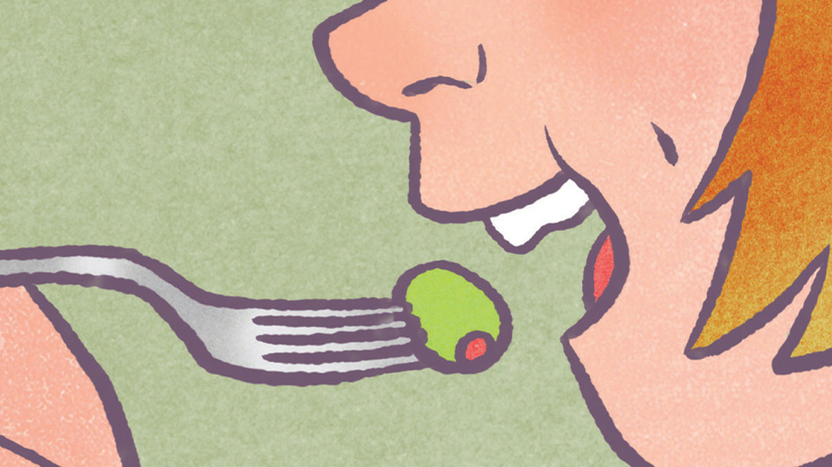 Cook Illustrated A New Graphic Novel That Live To Eat