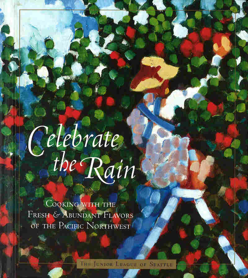 Celebrate the Rain was published in April 2004 by the Junior League of Seattle. It embraces the culinary riches of the Northwest, like asparagus, lentils, sweet onions and cherries.
