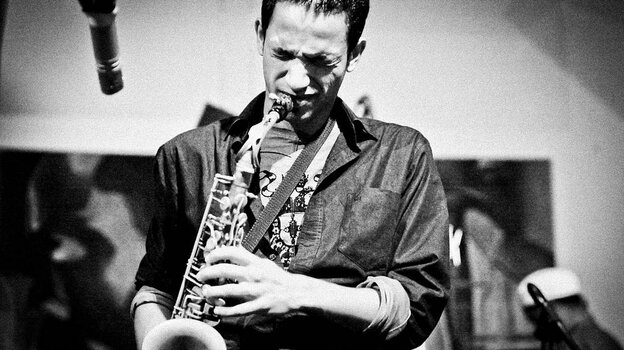 The pianist and saxophonist Kyle Shepherd is one of Cape Town's most highly tipped musicians.
