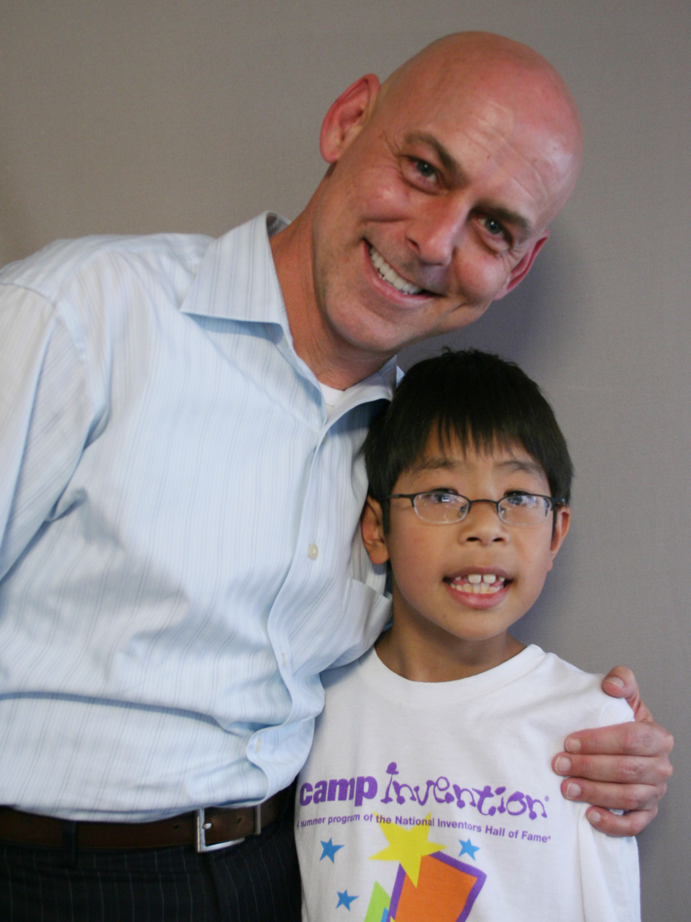 Adoptive Dad Dreamed A Dream That Brought Him A Son