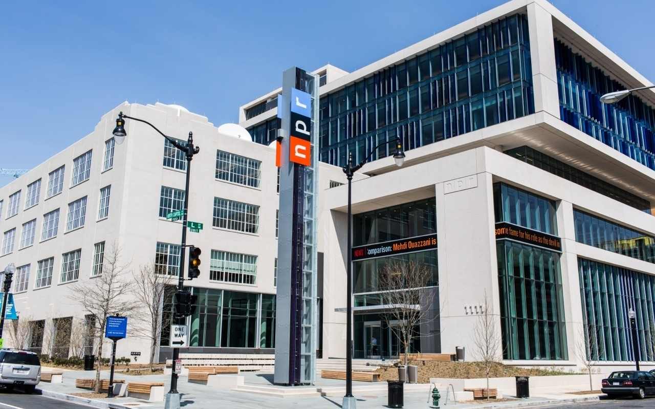 In NPR's New Building, Everything Will Be Better ... Again