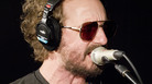 "Phosphorescent's Matthew Houck performs ""Song for Zula"" at WFUV in New York City."