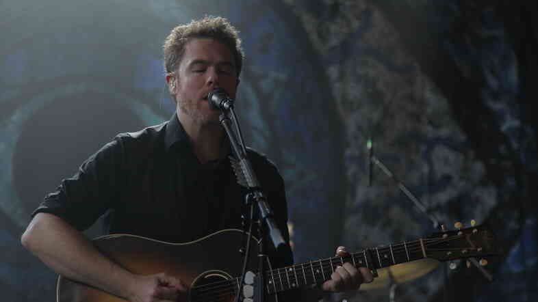 Josh Ritter performs live for opbmusic in Portland, Ore.