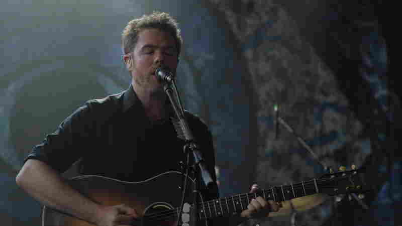 Josh Ritter: Coming Out Of The Dark Clouds
