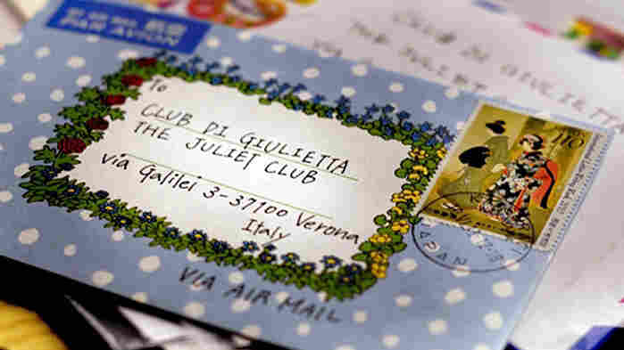 The Juliet Club (Club di Giulietta) receives more than 6,000 letters letters of heartbreak and unrequited love a year. Some envelopes include the club's address; others simply say To: Juliet.