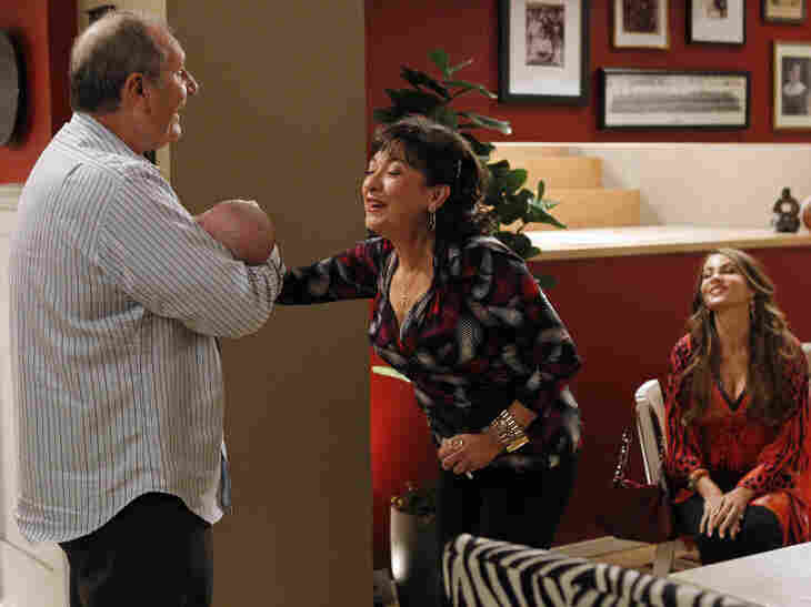 "Gloria from ""Modern Family"" does a whole lot of code-switching on the show, especially when her family comes to town to visit baby Fulgencio."