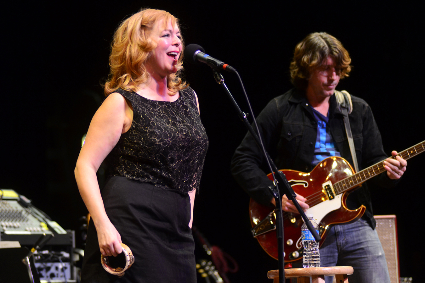 Piney Gir performs live on Mountain Stage.