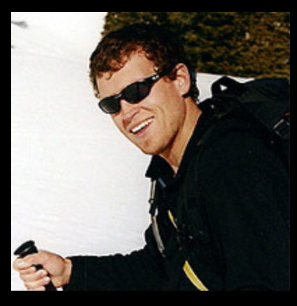Craig Patterson, 34, a seven-year veteran of avalanche forecasting for the Utah Department of Transportation.