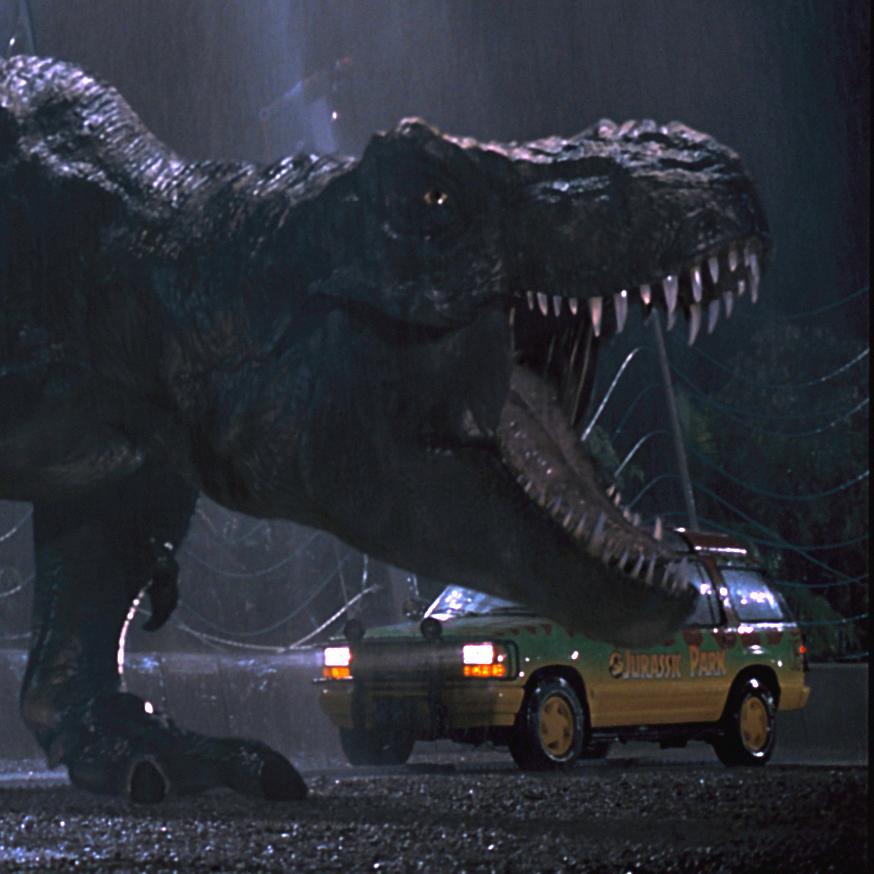 Jurassic Park T Rex Roar Jurassic Bark: ...