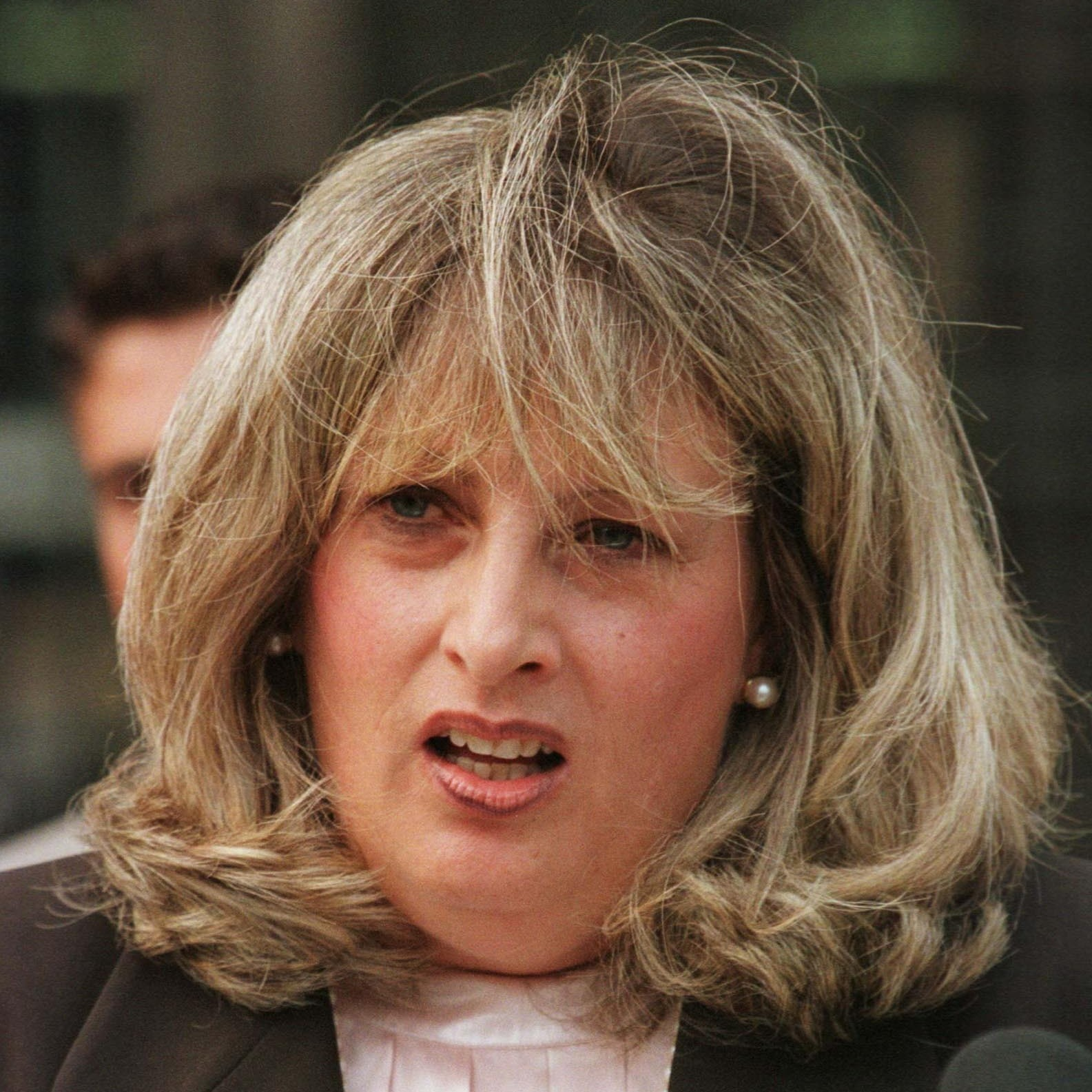 Linda Tripp secretly taped phone conversations with Monica Lewinsky, which ultimately led to President Clinton's impeachment.