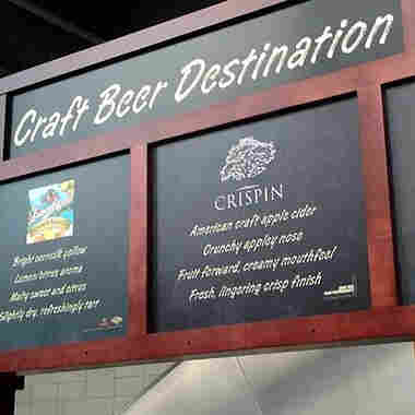 Beer Bust: Yankees Rename 'Craft Beer' Stand At Stadium