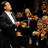 Conductor Christian Thielemann will lead the Dresden Staatskapelle in the majestic Symphony No. 8 by Anton Bruckner at Carnegie Hall.