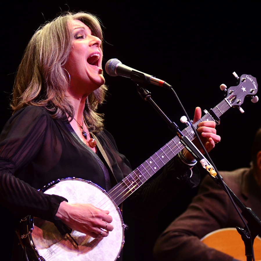 Kathy Mattea performs live on Mountain Stage.