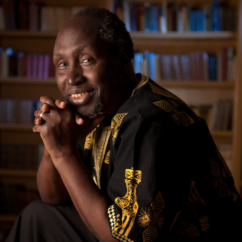a biography and life work of ngugi va tiongo a kenyan writer Ngugi wa thiong'o: ngugi wa thiong'o, east africa's leading novelist, whose popular weep not, child (1964) was the first major novel in english by an east african.