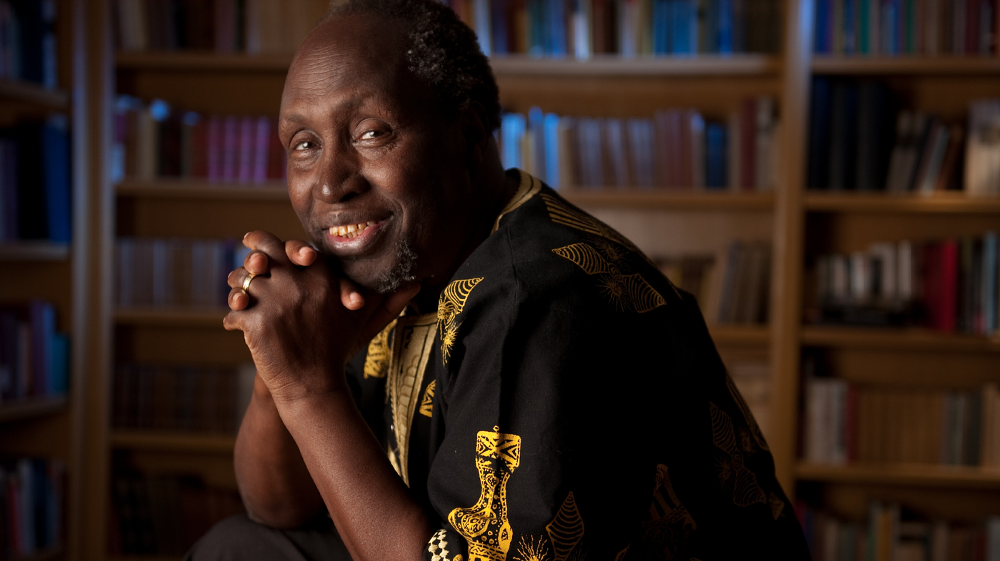 the life and literary career of author ngugi wa thiongo A 50th-anniversary edition of one of the most powerful novels by the great kenyan author and the river between explores life in the about ngugi wa thiong'o.
