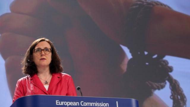 European Union Report Details Growth Of Human Trafficking