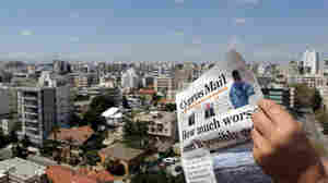 The IMF says economic woes in places like Cyprus will tamp down global growth.