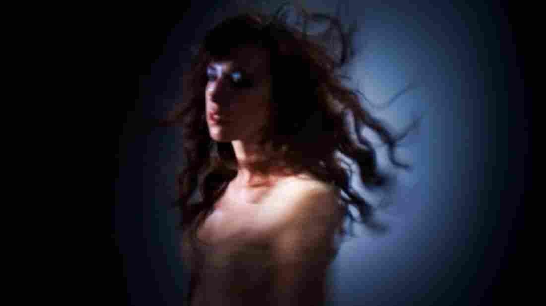 Rachel Zeffira's debut solo album is titled The Deserters.