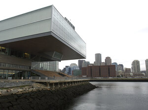 The Institute of Contemporary Art in Boston is offering