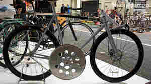 One Gear, One Goal: Bike Is 'Good To 100 MPH,' Builder Says