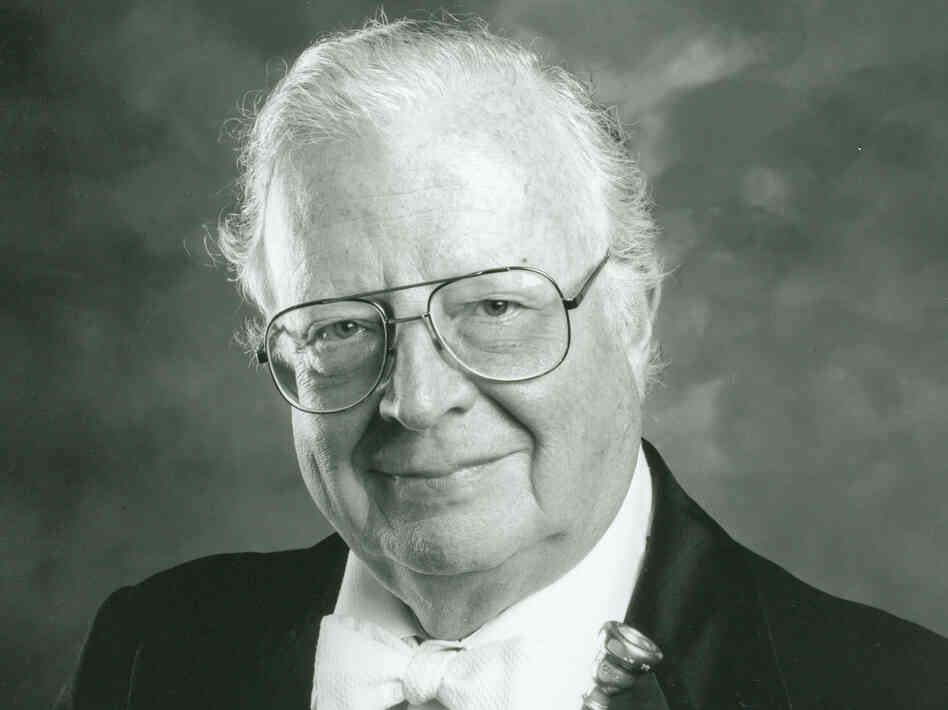 The late trumpeter Bud Herseth,  former principal player for the Chicago Symphony Orchestra for over 50 years.
