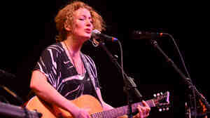 Kathleen Edwards performs live on Mountain Stage.