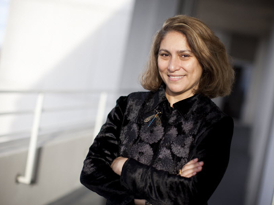 Mahzarin Banaji is a Harvard professor specializing in social psychology. (Delacorte Press)