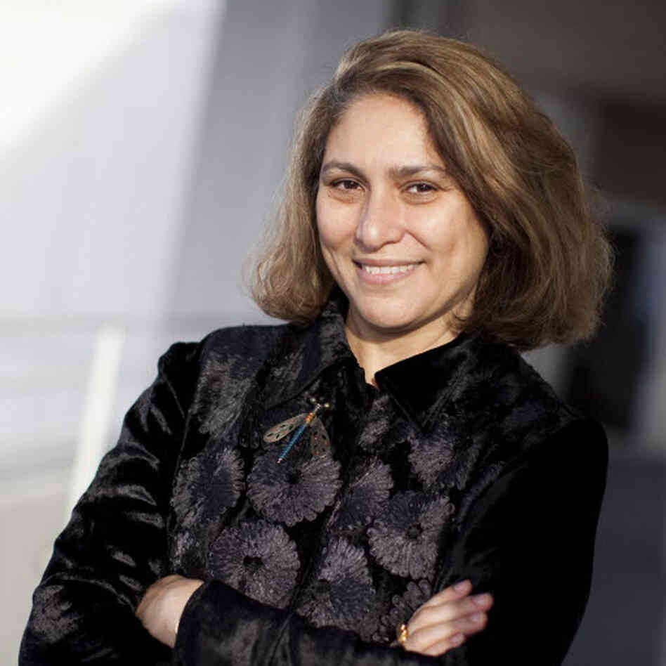 Mahzarin Banaji is a Harvard professor