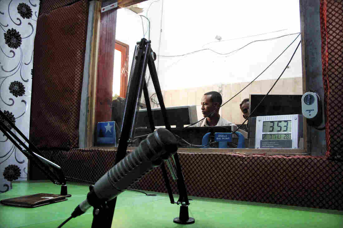 Shabelle Media is the largest news outlet in Somalia, and its journalists are frequently targeted. Four were killed last year.
