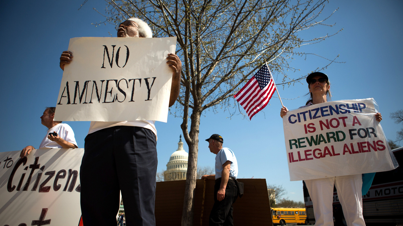 immigration issues in the news Immigration is a hot button on both sides but a bigger motivator for cruz voters, said james henson, director of the texas politics project at the university of texas at austin.