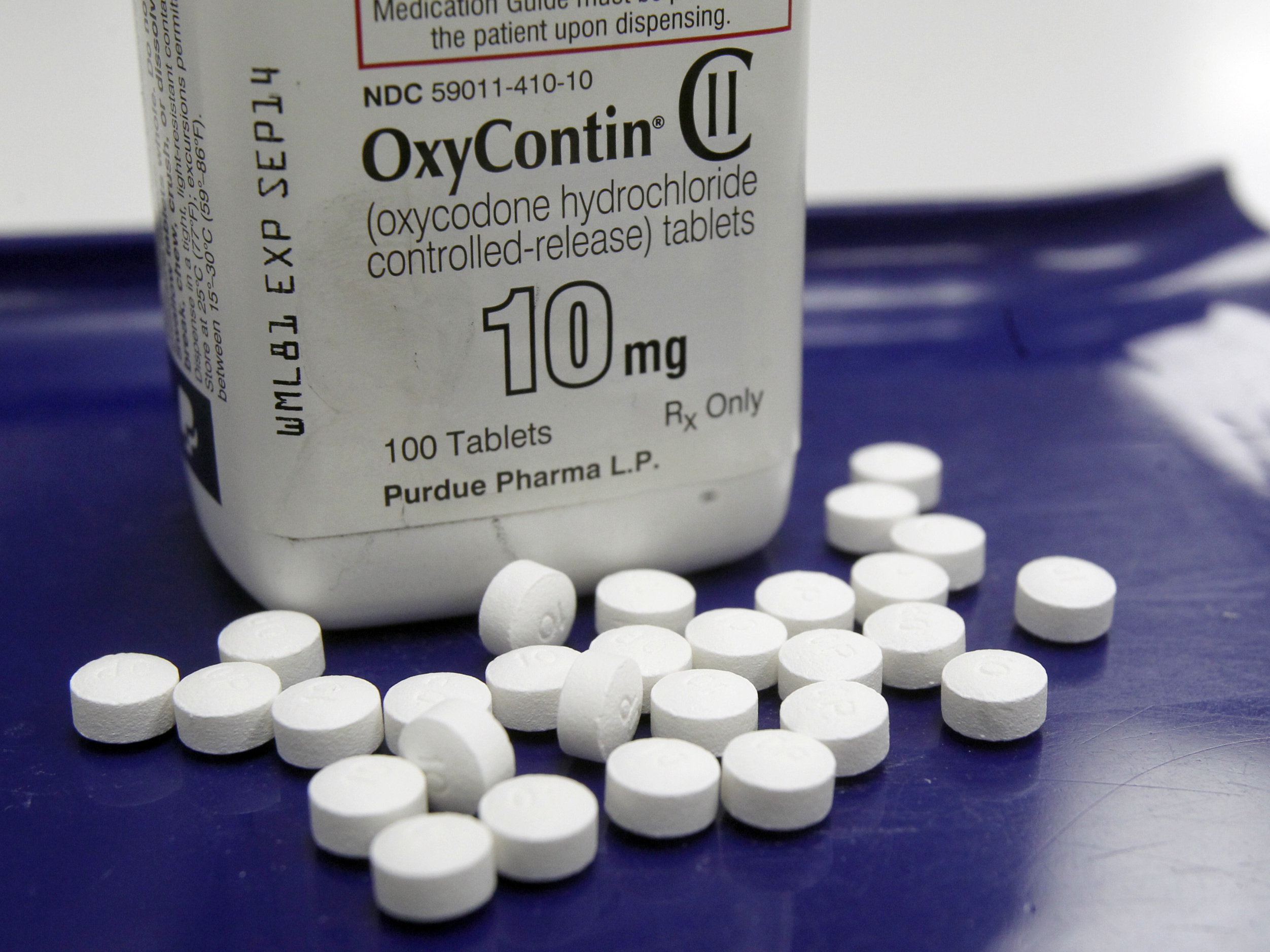 FDA's Rejection Of Generic OxyContin May Have Side Effects