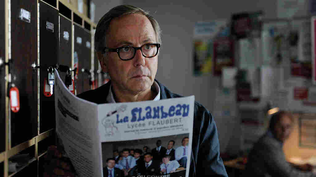 Bored high school English teacher Germain (Fabrice Luchini) encourages a talented student to exploit a classmate's family for literary insp