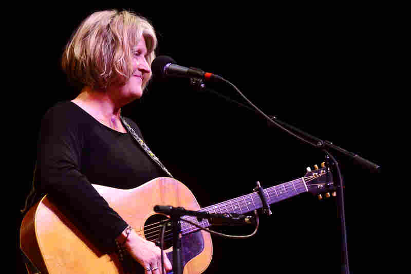 Kim Richey performs live on Mountain Stage.