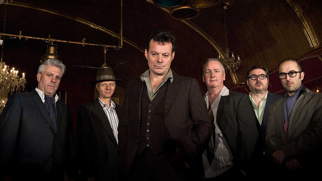 The James Hunter Six: 'Minute By Minute,' A Classic Soul Sound