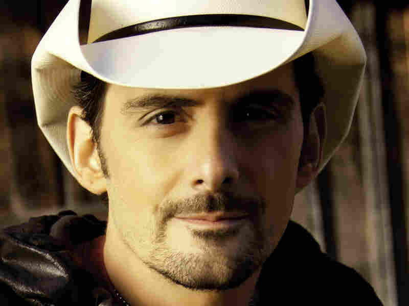 Country-music superstar Brad Paisley has had 32 singles hit the Billboard country charts.