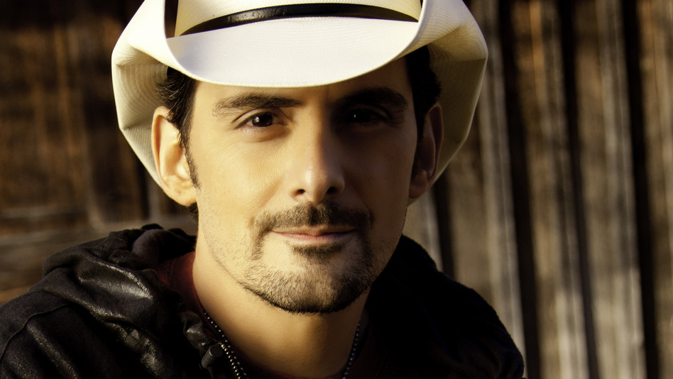 Country-music superstar Brad Paisley has had 32 singles hit the Billboard country charts. (Courtesy of the artist)