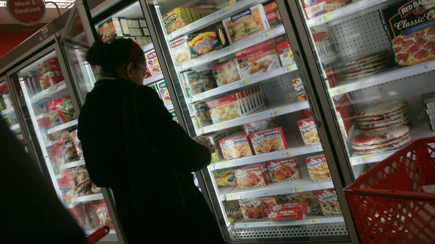 Frozen Food Npr