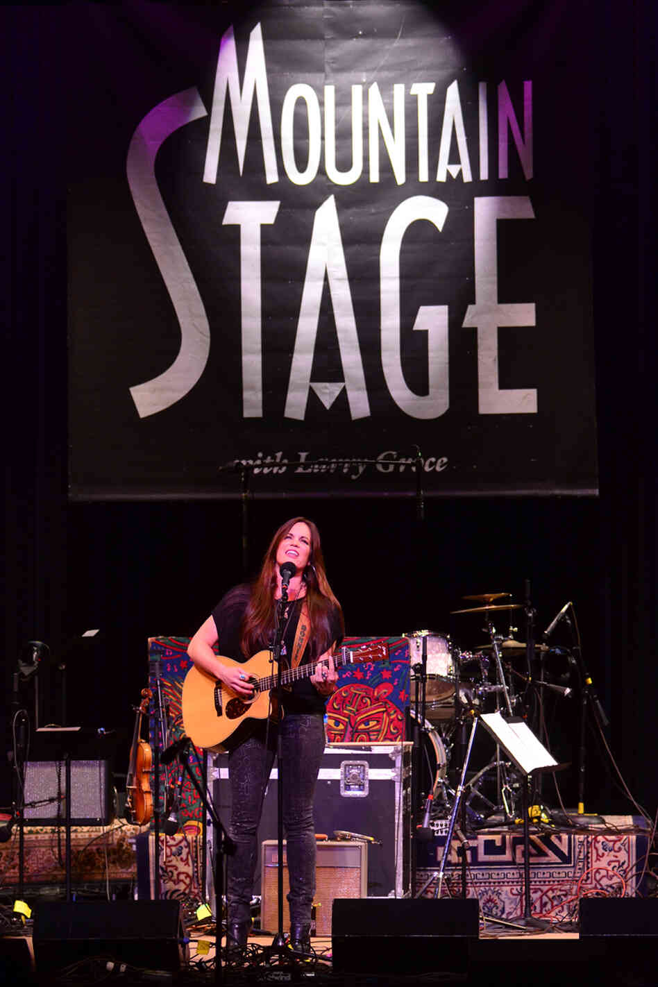 Bonnie Bishop performs live on Mountain Stage.