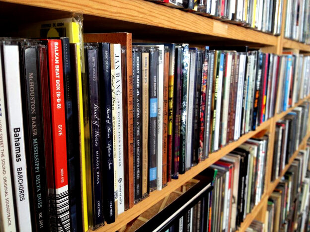 So you've got a ton of CDs. What's the problem?
