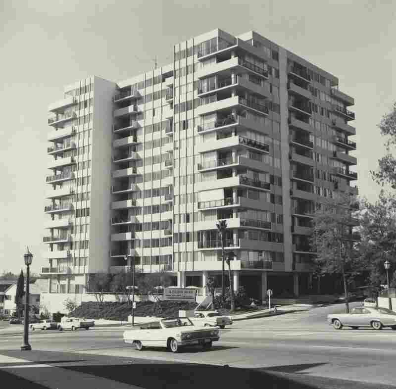 Los Angeles Apartments: Revisiting 'Some Los Angeles Apartments' : The Picture