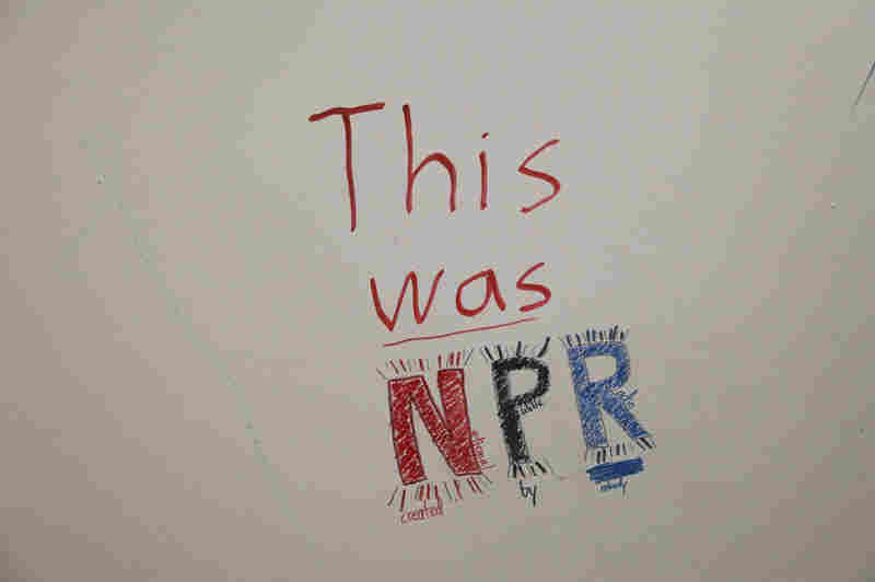 This was NPR.