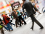 City centers can be risky for pedestrians, but age, race and gender matter, too.