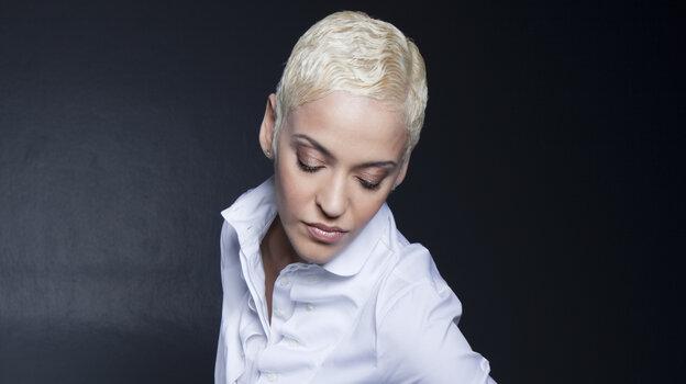 Fado singer Mariza.
