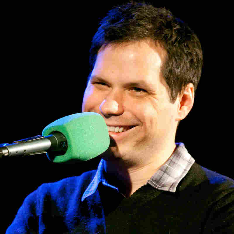"""Michael Ian Black's number one parenting tip? """"When they say they hate you...it's best to just go, 'I hate me too.'"""""""
