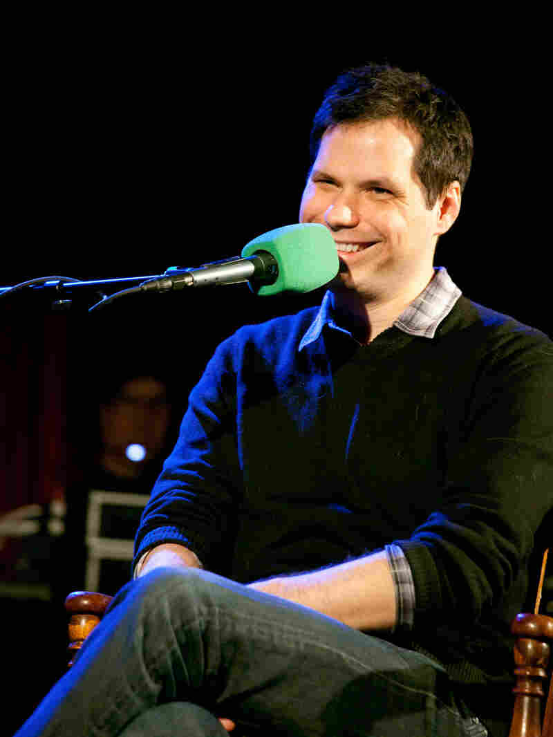 "Michael Ian Black's number one parenting tip? ""When they say they hate you...it's best to just go, 'I hate me too.'"""